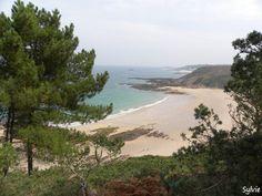 """""""Le circuit des plages sauvages"""" - Erquy / Bretagne"""