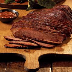 Cowboy Brisket - Historic Texas Recipes