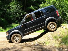 Land Rover Discovery 3 in Bilstain