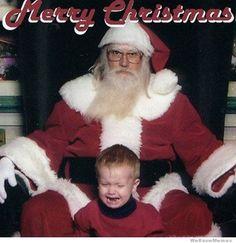 Être Père Noël, c'est pas facile tous les jours.
