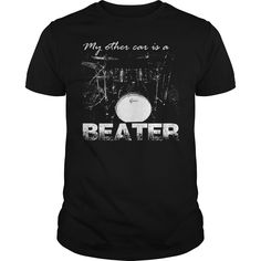 (Top 10 Tshirt) My Other Car Is A Beater [TShirt 2016] Hoodies, Funny Tee Shirts