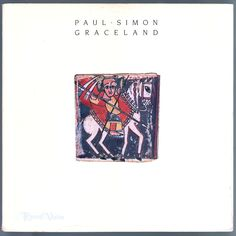 #Graceland, by #Paul #Simon, features an eclectic mixture of musical styles including pop, a cappella, #isicathamiya, rock, and #mbaqanga. Much of the album was recorded in #SouthAfrica. The worldwide success of the album introduced some of the #SouthAfrican musicians to global audiences, especially the vocal group #LadysmithBlackMambazo. The #EverlyBrothers sing harmony on the title track and #LindaRonstadt appears on the track #UnderAfricanSkies. #PaulSimon #YouCanCallMeAl #Vinyl #LP