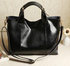 genuine leather bags women leather handbags messenger bag totes should | key - Bags & Purses on ArtFire