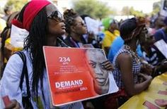 Behind The News: Some Kidnapped Nigerian Girls Recount Their Ordeal...