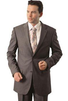 Trueran-Viscose Men's Grey Classic affordable suit online sale | MensITALY  Price: US $109
