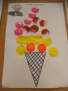 Een lekker ijsje voor Jules