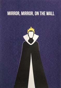 Disney Villain - Evil Queen Art Print
