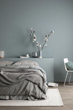 Home Decor Color Schemes Bedroom & Home Decor Color Schemes ideas ideas cozy ideas for couples ideas for small rooms ideas for teen girls ideas for women ideas master bedroom ideas Decor Color Schemes, Bedroom Inspirations, Bedroom Interior, Bedroom Design, Minimalist Apartment Interior, Bedroom Color Schemes, Bedroom Colors, Apartment Interior, Master Bedroom Colors