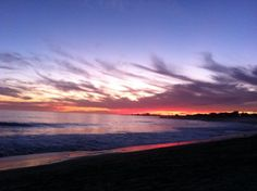 I took- sunset SC