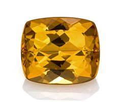 topaz | Item # 2135 – 10.5 x 9 mm – Cushion – Precious Topaz – 4.94 ct