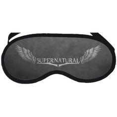Mascara de Dormir Supernatural