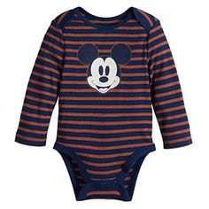 Disney Baby Clothes Boy, Cool Baby Clothes, Baby Disney, Baby Boy Outfits, Mickey Mouse Outfit, Disney Mickey Mouse, Baby Mouse, Ribbed Bodysuit, Jumping Beans