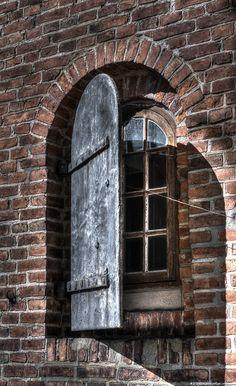 Det gamle vinduet