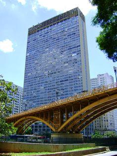 Mirante do Vale, o maior arranha-céu da cidade | Projeto São Paulo City