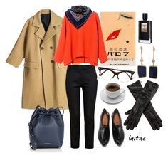"""Untitled #336"" by laitae ❤ liked on Polyvore featuring DKNY, Ann Demeulemeester, Marni, Balenciaga, Acne Studios, TRACEY NEULS, Mansur Gavriel and Monique Péan"