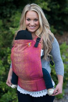 Tula Zephyr Rose TULA BABY CARRIER