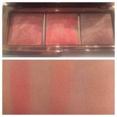 Baking & Beauty Department: Hourglass Ambient Lighting Blush Palette