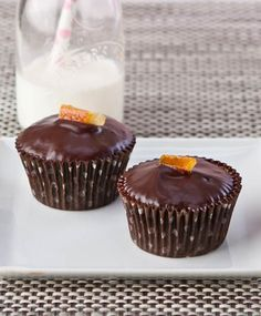 Chocolate Orange Cupcakes 1