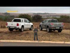 RPM TV - Episode 217 - Mazda BT-50 vs VW Amarok - YouTube