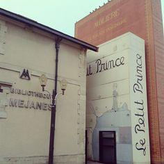Bibliothèque Méjanes, Aix-en-Provence