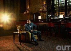 LEE DANIELS - Out Magazine's OUT 100 for 2013