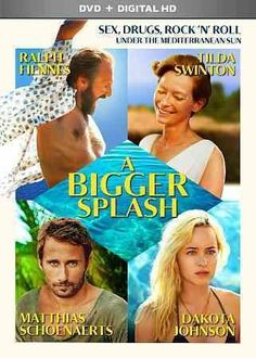 It's the story of a famous rock star vacationing with her lover on a remote Italian island. While the couple basks in the foreshadowing heat of the Mediterranean sun, their lives are soon disrupted by the unexpected visit of an old flame and his seductive daughter, creating a whirlwind of jealousy, passion and, ultimately, danger for everyone involved.
