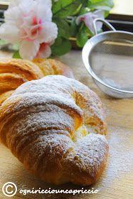 croissant ricetta