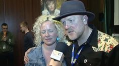 Ian Tilton, Stone Roses and Nirvana photographer @ Sound City Liverpool 2013