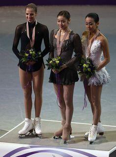 Mao Asada - 2013 ISU World Figure Skating Championships - Day 4