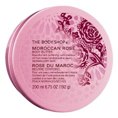 The Body Shop Moroccan Rose Body Butter.  By far my favorite body lotion.  Smell like lovely roses in a non-old lady way.