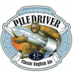 #WychwoodBrewery #piledriver #StatusQuo #music #ale #beer