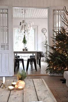 Farmhouse Christmas, Rustic Christmas Decorations, Natural Christmas