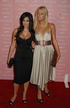 black dress kim kardashian