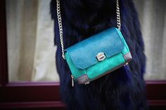 Matthew Williamson Launches A Leather Handbag Line–And, Ooh It's Good