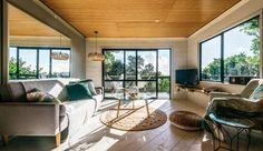 Gorgeous space on Waiheke Island Waiheke Island, Tree Tops, Outdoor Furniture Sets, Outdoor Decor, Home Living Room, My Dream Home, Patio, Bedroom, Inspiration