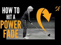 How to hit a power fade. Sometimes when your out playing on the course you will come across a hole which is a left to right dog leg. Knowing how to deliberat. Golf Instructors, It Field, Dog Leg, Golf Videos, Golf Drivers, Golf Lessons, Play Golf, Golf Tips, Golf Ball