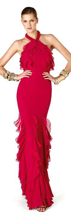 """La Sposa ● Spring 2014 ✮✮""""Feel free to share on Pinterest""""✮✮"""" #evening gowns  www.fashionupdates.net"""