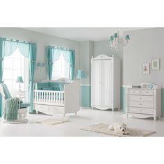 Belis Elegance Midi Bebek Odası Takımı #bebek #alışveriş #indirim #trendylodi #bebekodası #mobilya #dekorasyon #evdekorasyon #anne #baba