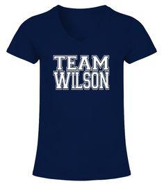 team wilson family jersey t shirt white bridal showerbridal