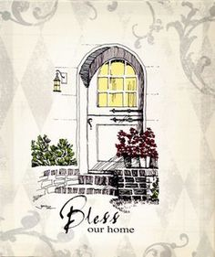 Bless Our Home Canvas Art by Joni Eareckson Tada