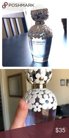 Marc Jacobs Daisy Dream Marc Jacobs Daisy Dream perfume 3.4 oz bottle. Barely used. Marc Jacobs Other