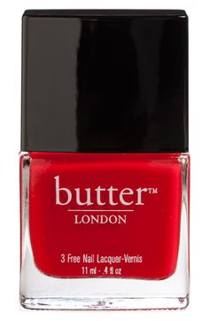 butter LONDON '3 Free' Nail Lacquer available at #Nordstrom