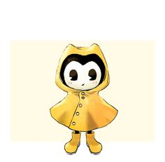 Raincoat Bendy