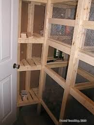 Walk In Cold Storage Room In Your Basement Diy Root