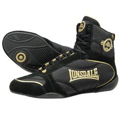 Lonsdale Rapid Boxing Boots - Sugarrays Boxing Equipment