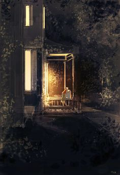 Heartwarming Illustrations by Pascal Campion | Abduzeedo Design Inspiration