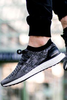 adidas Ultra Boost Uncaged 'Core Black / Grey' (via Kicks-daily.com)