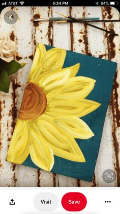 Diy canvas art 686236061951571443 - ideas painting canvas flower fun for 2019 Source by Simple Canvas Paintings, Easy Canvas Art, Small Canvas Art, Easy Canvas Painting, Mini Canvas Art, Cute Paintings, Diy Painting, Painting Flowers, Canvas Ideas