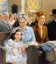 Dressing for Sunday Mass
