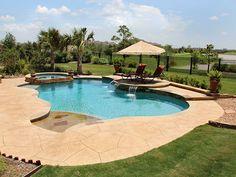 Contemporary Swimming Pool Design 124